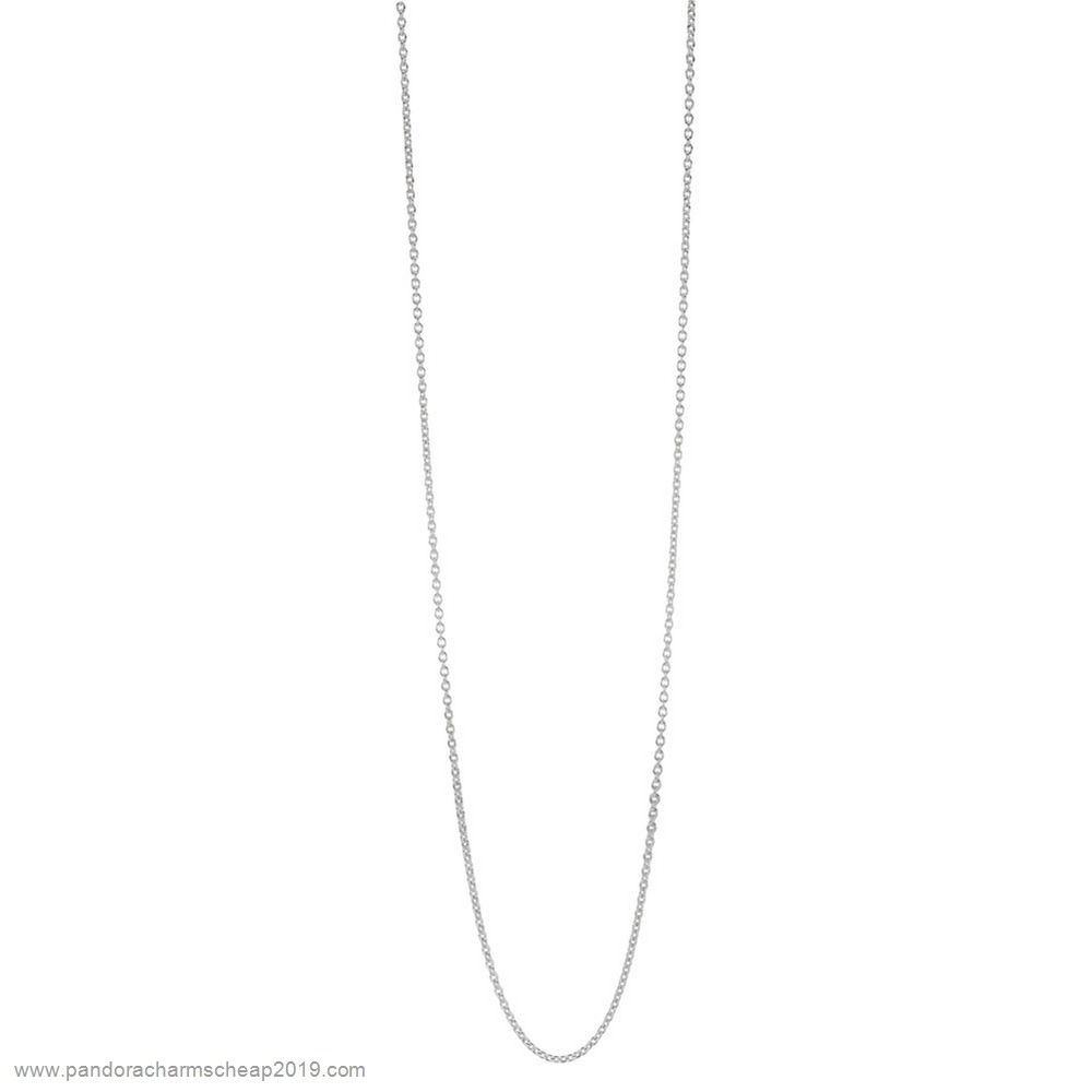 Pandora Original Pandora Chains Sterling Silver Chain Necklace
