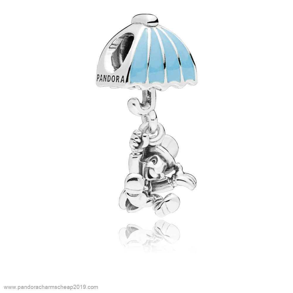 Pandora Original Disney Jiminy Cricket Hanging Charm
