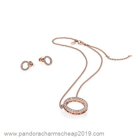 Pandora Original Pandora Rose Subtle Sophistication