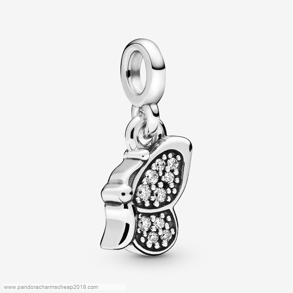 Pandora Original My Butterfly Dangle Charm