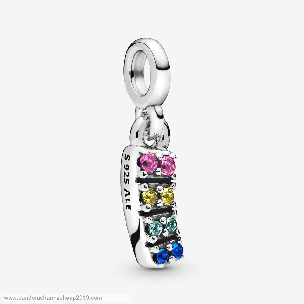 Pandora Original My Pride Dangle Charm